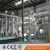 Premium quality buckwheat hulling plant with good design