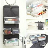 travel wash bag Cosmetic Pouch finishing package