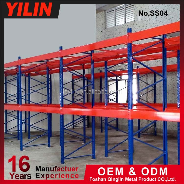ODM & OEM steel pipe warehouse storage rack