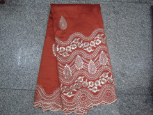 Latest design fashion george lace material for clothes G9803-6