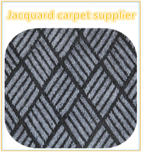 600g high quality plain surface jacquard carpet hotel carpet with low price china supplier