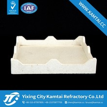 Top Refractory Mullite ceramic sagger for sinter electronic and magentic material