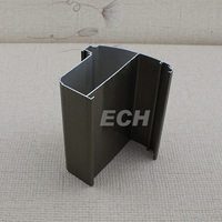 High quality wholesale aluminium profile for invisible frame curtain wall