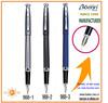 Classic Design Custom Metal Roller Tip Cap-off Pen with Fountain Pen action, RP-988