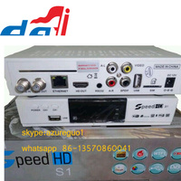 Speed HD S1 Satellite Receiver open all french channels in africa