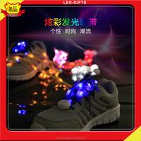 High Quality Custom LED Flashing Shoelace Wholesale
