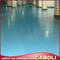 Caboli clear epoxy floor coating in high quality