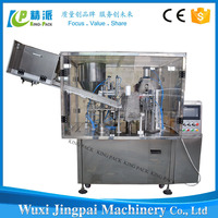 buy automatic plastic soft tubes filler sealer with high speed