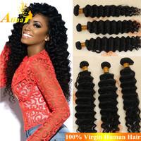 Cheapest Cambodian Hair Vendors 7A 100% Unprocessed Cambodian Curly Virgin Human Hair Weave Cambodian Deep Wave Hair Bundles