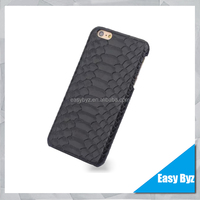 New!!!Luxury Genuine Leather Case For Apple iPhone 6s,Unique Design Snake Skin Back Cover For iPhone 6s
