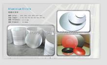colored coated aluminium circle/.aluminium discs A 1050