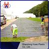 light duty event flooring/hdpe composite ground cover mats/hdpe plastic ground cover mats