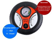 for car tires portable mini air compressor electric 12V car tyre car air pump
