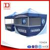 Promotional car garage tents outdoor fun giant extra Tent car garage tents beach umbrella trucks for sale trailer tent