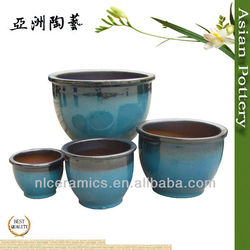 garden ceramic flower pot wholesale