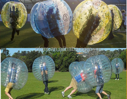 giant inflatable zorb ball