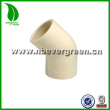 ASTM 2846 CPVC 45 degree elbow