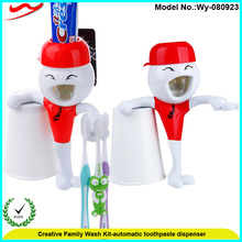 Automatic Toothpaste dispenser innovative business promotional gift