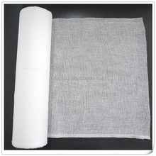 hospital products medical bleached gauze roll