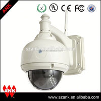 Inteligent ir high speed Dome camera car number plate recognition cctv camera outdoor waterproof ptz cctv camera