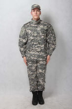 Super quality hot-sale t c 65 35 coverall military uniform