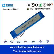 7.4v lipo batteries / li-po battery 7.4v 1500mah / lipo battery 7.4v