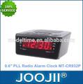 pll radio reloj despertador con snooze y función del sueño