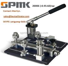 SPMK2000E portable pneumatic pressure comparator