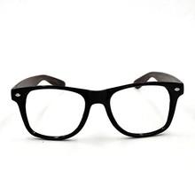 Vidrios ópticos del marco con lente transparente caliente venta