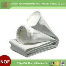 PE Polyester Non woven needle felt filter cloth/ Dust collector Filter bag