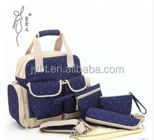 new designadult wholesale baby diaper bag,fancy travel mommy bag