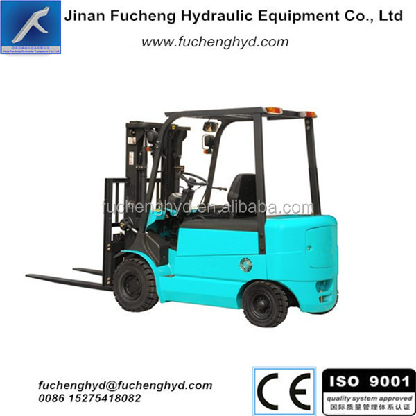 Ac Dc Motor 4 Wheel Electric Forklift Cpd15 From China