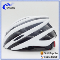 One PC shell and one carbon fiber shell helmets for adult roller bicycle BMX bike skateboard exteme sports