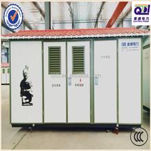 110kv mobile outdoor intelligent prefabricated substation
