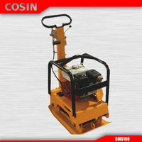 Cosin vibrator plate compactor for asphalt road