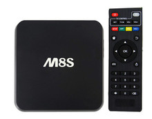 2015 New amlogic S812 M8S 2gb/8gb EM9 ENY 4k h.265 android tv box quad core