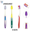 Rubber Covered Toothbrush Comfortable Holding Toothbrush Hot Products To Sell Online