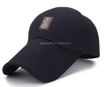Adjustable Baseball Army Cap Plain Solid Sports Visor Sun Golf ball Hat Men