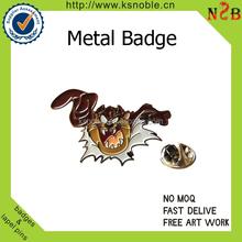 Fashion Looney Tunes Taz Pin Badge