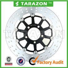 Motorcycle Front Floating Brake Disc Rotor for SUZUKI DL V-STROM 650CC