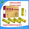 anti bacteria Vagina Gel pure herb Vagina tightening Gel, vagina shrinking tightening gel