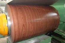 Imitation wood decoration PPGI STEEL COIL