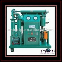 2012 new Transformer oil vacuum oil purifier