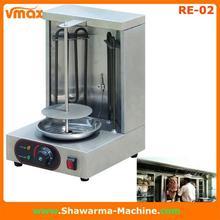 Eco automática de tamanho pequeno shawarma espeto que faz a máquina fábrica na china