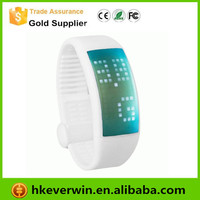 Multifunction sport bracelet usb flash drive for data storage and health tracking