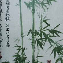 house interior decoration bamboo wallcovering/wallpaper