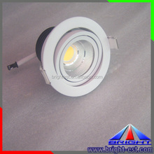 3000-3200k LED Downlight,Dali drive COB Downlight