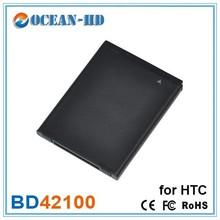 Low price for HTC BD42100 3.7v 1400mah li-ion battery