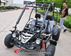 China Made Rental 4 Stroke Air Cooled 4x4 Go Karts Sale