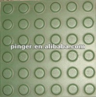 plastic tactile tile indicator in stud shape